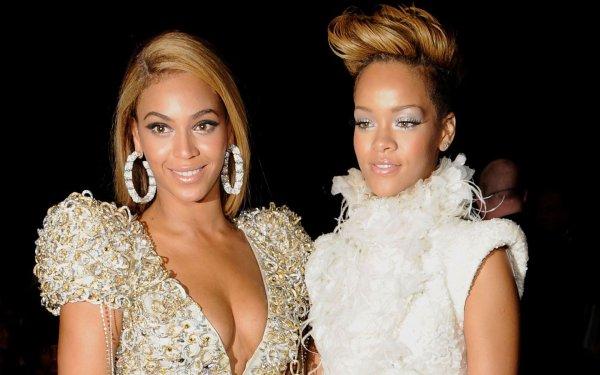 Aprés Britney, Rihanna aimerait un duo avec Beyonce