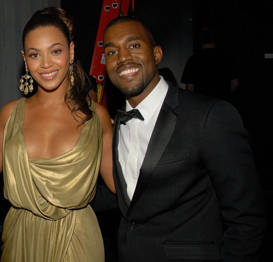 Beyoncé en studio avec Kanye West à Paris