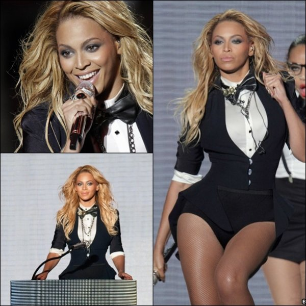 Beyoncé a peformé pour la dernière émission du célèbre show américain d'Oprah Winfrey