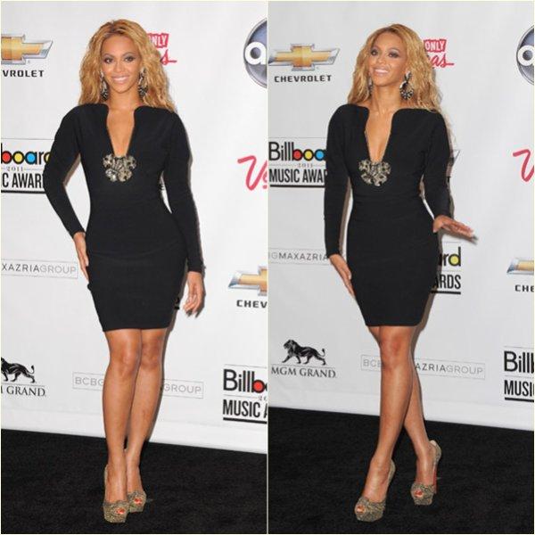 Beyonce sur le tapis rouge