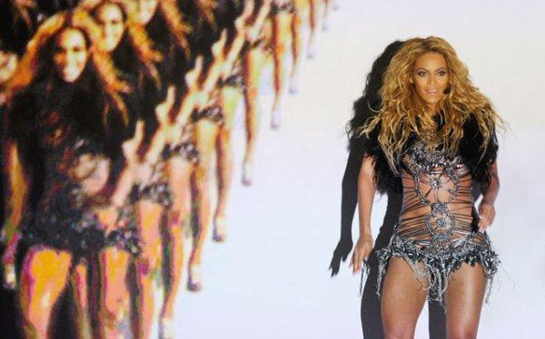 Beyoncé révèle l'inspiration du live de RTW