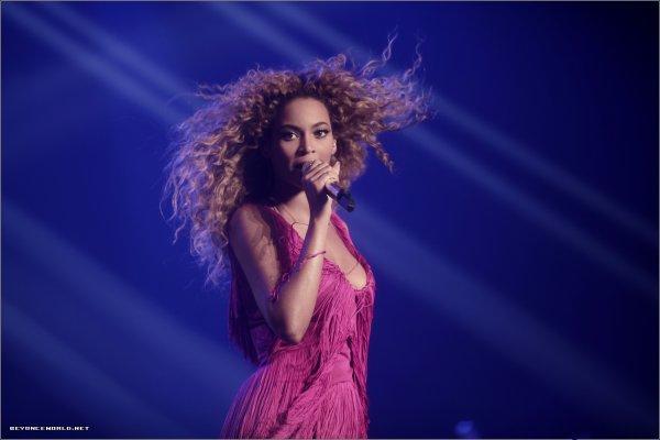 Beyonce au Zenith de Lille