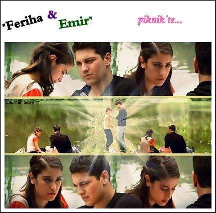 """""""Piknik sahnesi """" <-- Feriha & Emir !"""