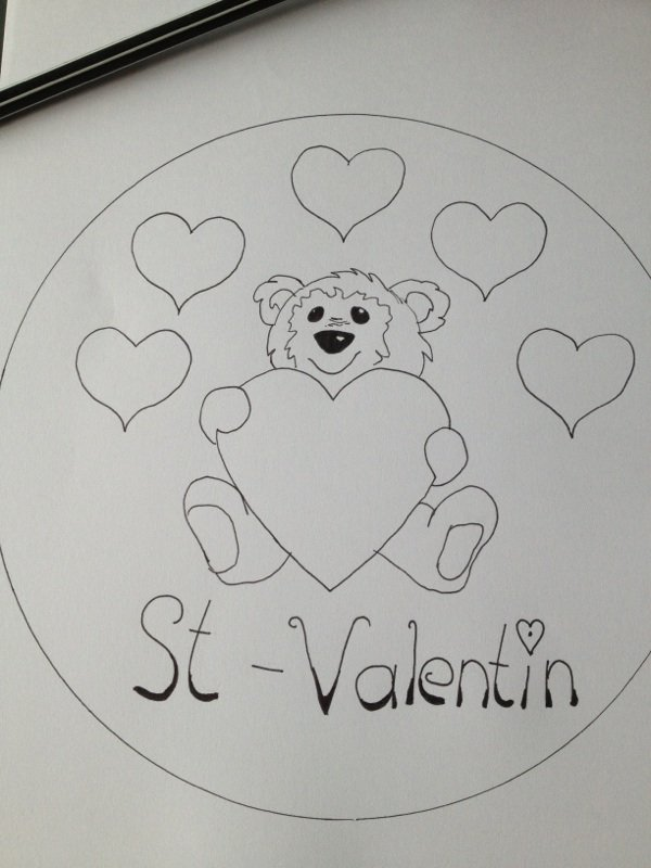 Decors st valentin