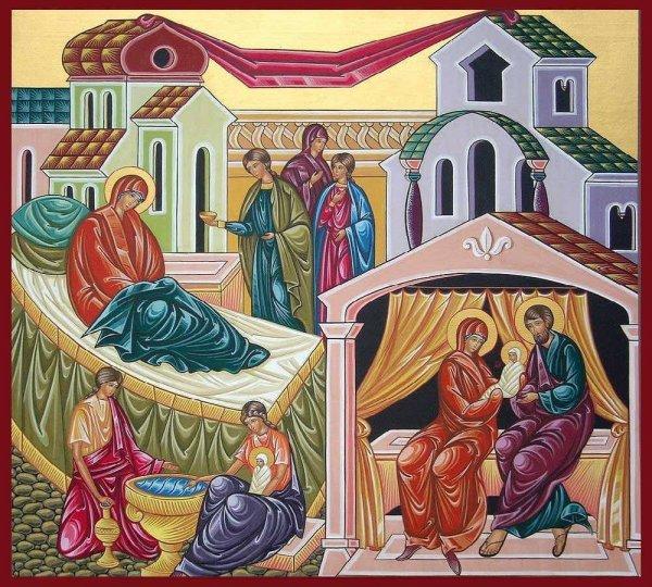 8 Septembrie praznuim Nasterea Maicii Domnulu