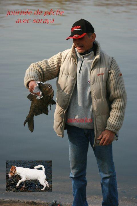 belle journée de pêche avec soraya loin de tout