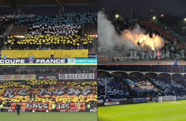 21ème journée & Coupe de France