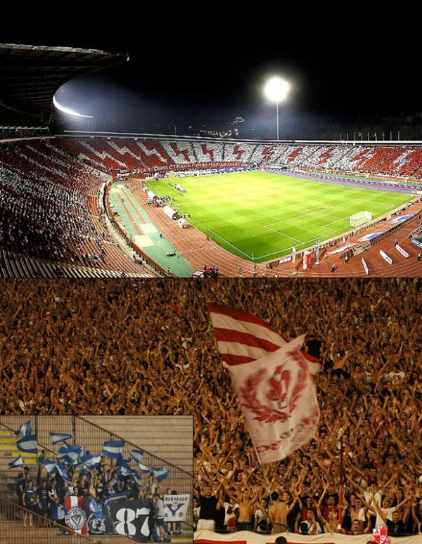 Barrages Ligue des Champions & Europa League