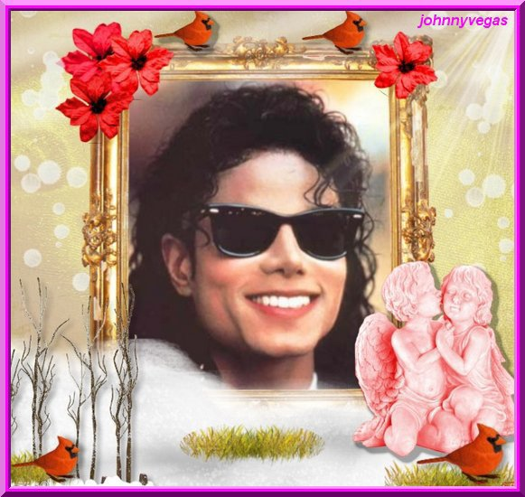 michael jackson i love you joeux Halloween mj♥