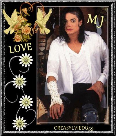 michael jackson i love you ♥