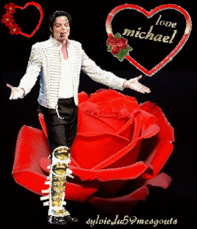 michael jackson i love you ♥