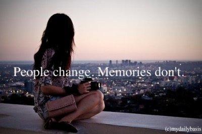 *Changement*