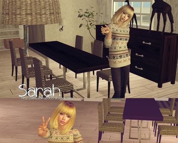 Sarah Du Lac