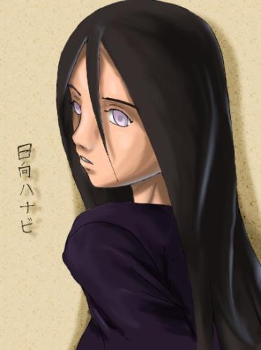 naruto akkipuden nouveau personnage HANABIE