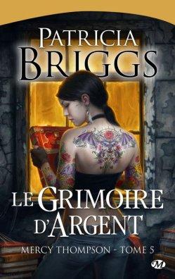 Mercy thompson de Patricia Briggs.