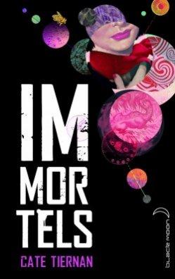 Immortels Tome 1 de Cate Tiernan.