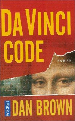 Da Vinci Code de Dann Brown.