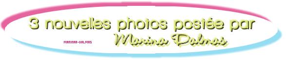 -  19/04 ▬ Marina DALMAS a encore reçu des menaces !     -