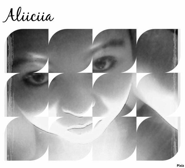 Aliiciia