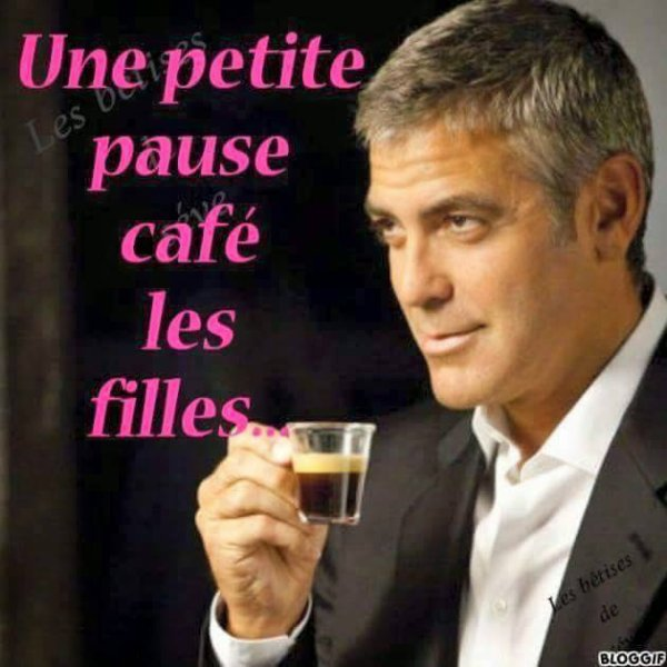 AGREABLE PAUSE CAFE !!!!