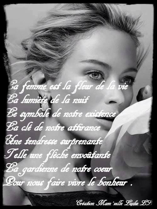 Et Un Jour Une Femme......!
