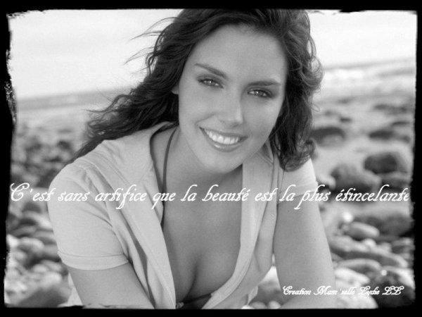 La beauté d'une femme ......!
