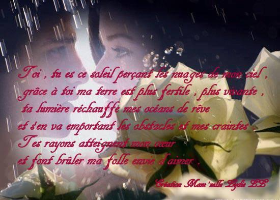 Feelings ........ A toi !!!