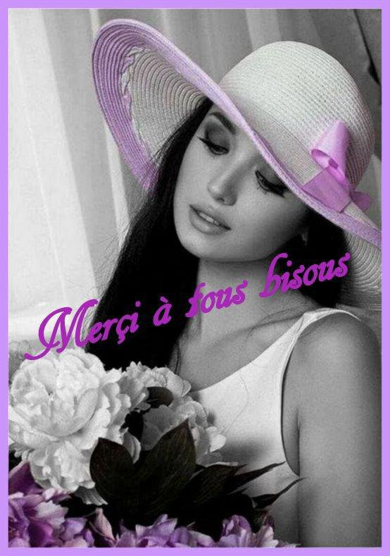 Un grand merci mes ami(e)s ......!