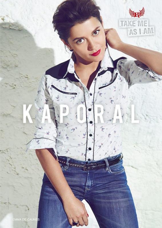 Kaporal/Emma De Caunes