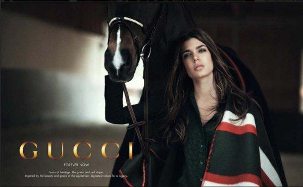 Gucci/Charlotte Casiraghi