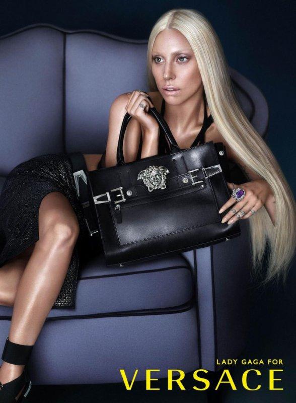 Versace/Lady Gaga