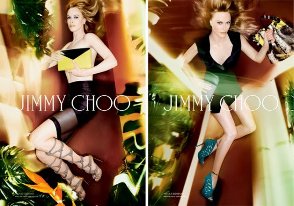 Jimmy Choo/Nicole Kidman