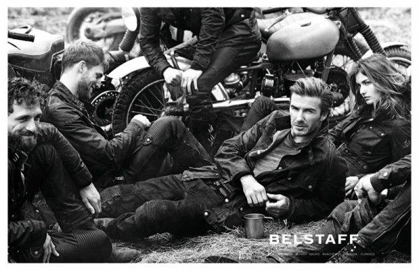 Belstaff/David Beckham