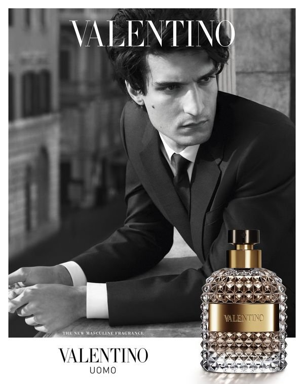 Valentino/Louis Garrel