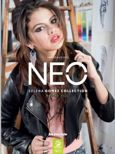 Adidas/Selena Gomez