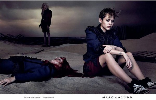 Marc Jacobs/Miley Cyrus