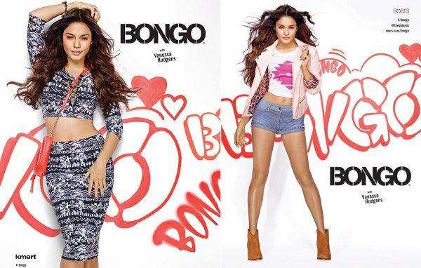 Bongo/Vanessa Hudgens