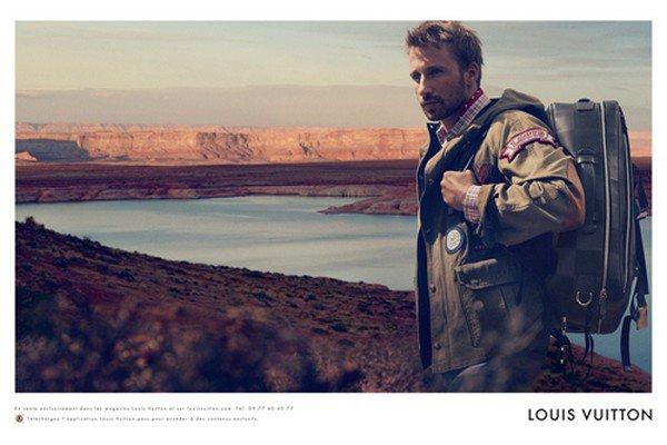Louis Vuitton/Matthias Schoenaerts