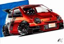 Photo de Twingo-tuning