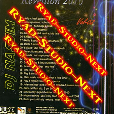 DJ 2 2009 NASSIM TÉLÉCHARGER REVEILLON VOL