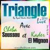 ¤ۣۜ๘۩ Exclu !!! New Sousou VS kader Triangle 2011 By Ryad-Studio-Next ۞۩¤ۣۜ๘O