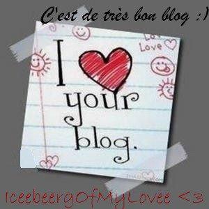 D'autre blog! <3