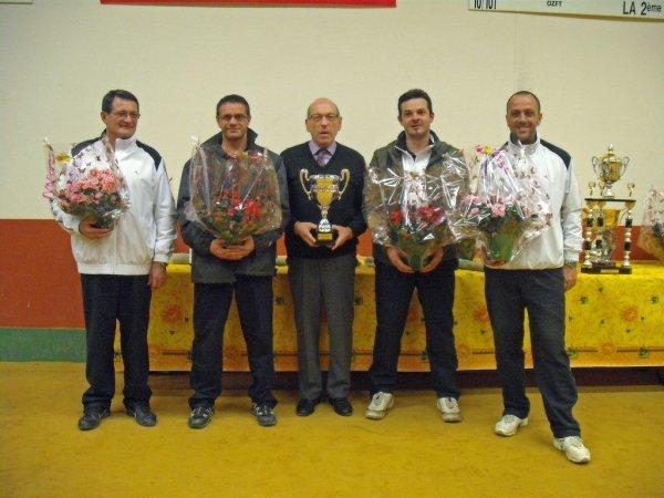 TARARE 20.21 NOVEMBRE 2010. VAINQUEURS ET FINALISTES