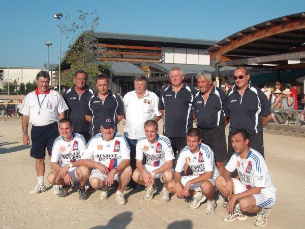 TRADITIONNEL QUADRETTE - VILLEFRANCHE 24/25.09.2011