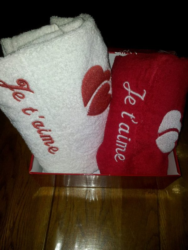 Mes Broderies.. Coffret St Valentin