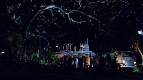 Sur l'île : Juillet 1977