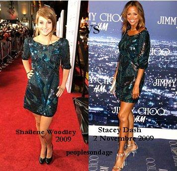 Shailene Woodley VS Stacey Dash  Perso Shailene ♥