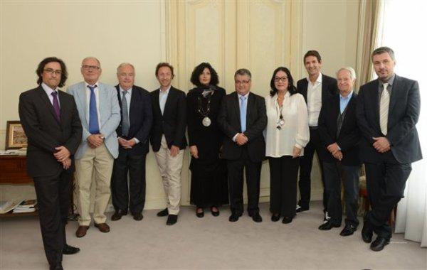 AMIN KHAN : DU PRIX MEDITERRANEE DE LA POESIE NIKOS GATSOS AU PRIX FRANCOIS COPPEE DE L'ACADEMIE FRANCAISE