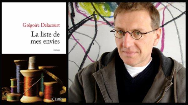L'écrivain Grégoire Delacourt , Prix Méditerranée des Lycéens 2013 ,  rencontrera les  lycéens de l'Aude et des Pyrénées-Orientales le 17 mai (il sera à Montpellier le 16)