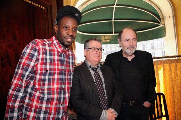 PARIS : LE PRIX SPIRITUALITES D'AUJOURD'HUI 2014 ATTRIBUE A ABD AL MALIK ET MICHEL DELPECH